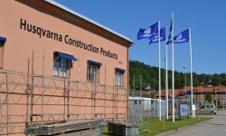 штаб квартира Husqvarna Construction